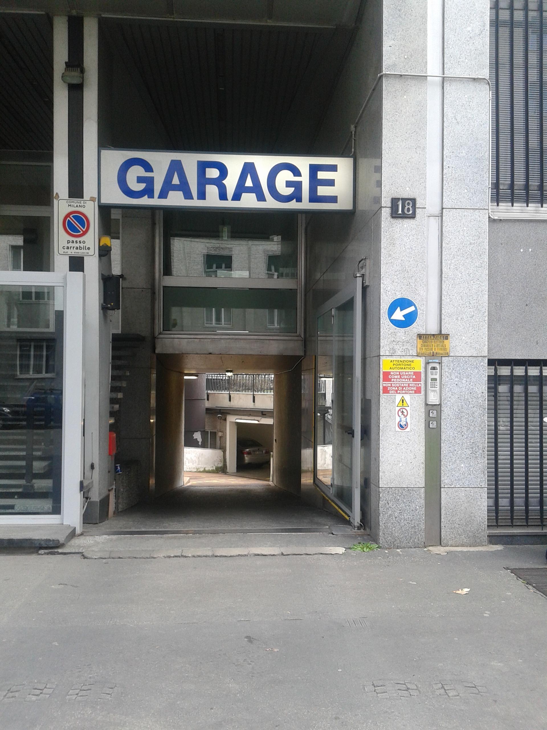 Parcheggio Tiziano Parking In Milano Parkme