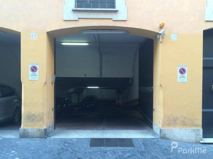 Vantaggio Parking Parking In Roma Parkme