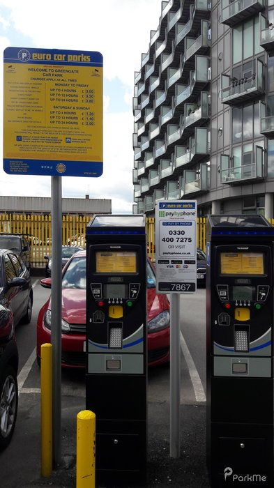 3 Greengate Parking Parking In Salford Parkme