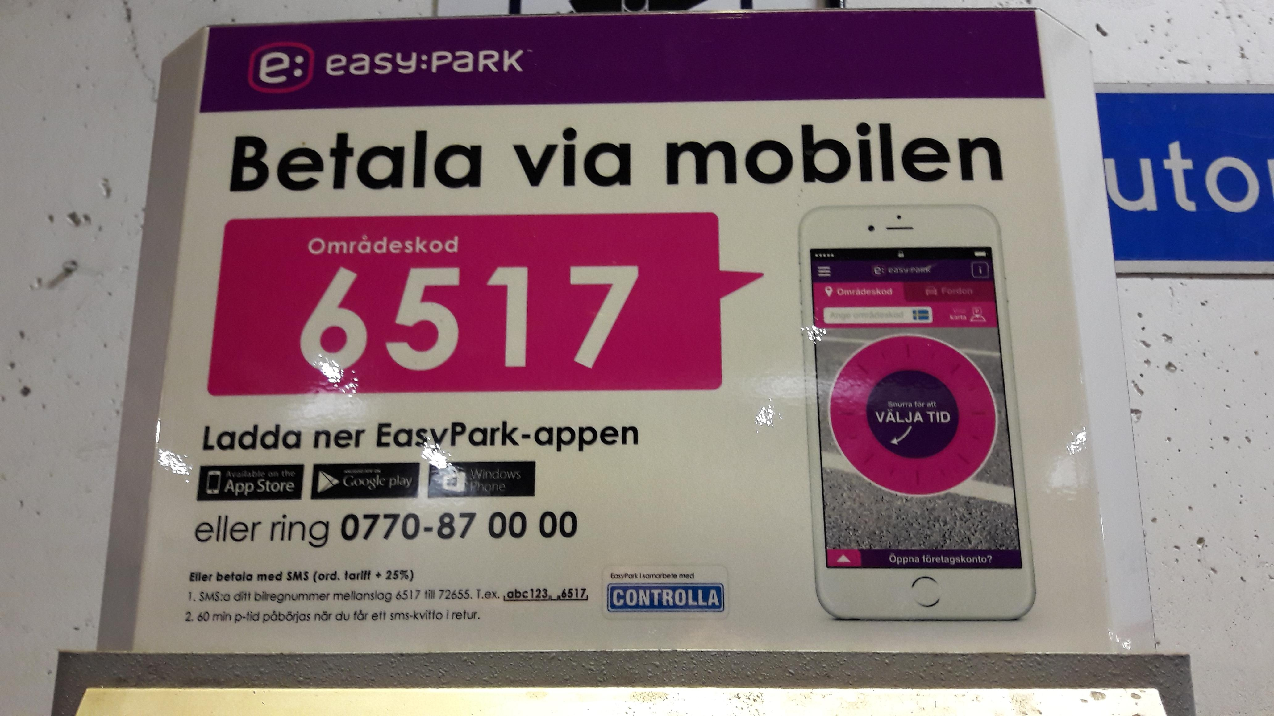 Hela Dygnet Parking In Gothenburg Parkme