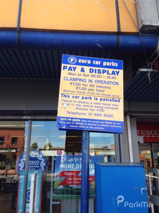 154 Phibsborough Rd Parking Parking In Dublin Parkme