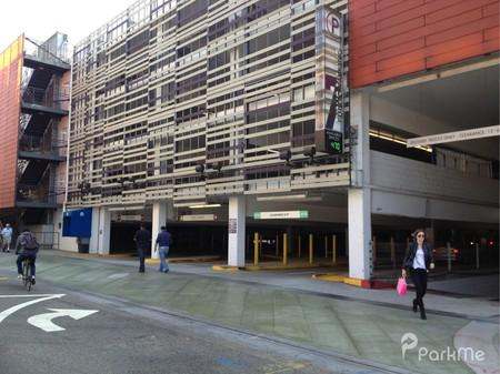 santa monica place parking