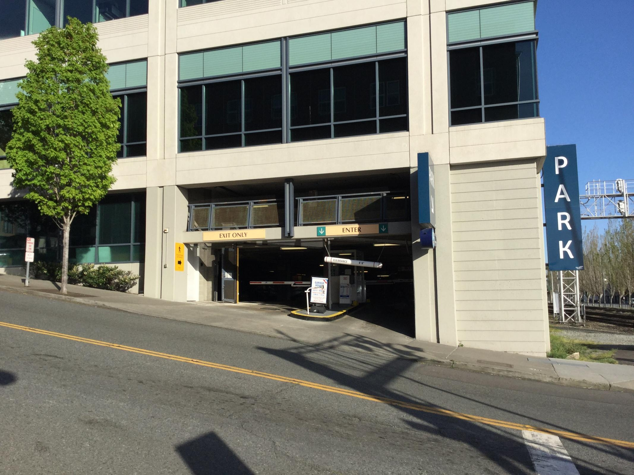 Bell Street Pier Garage Parking In Seattle Parkme