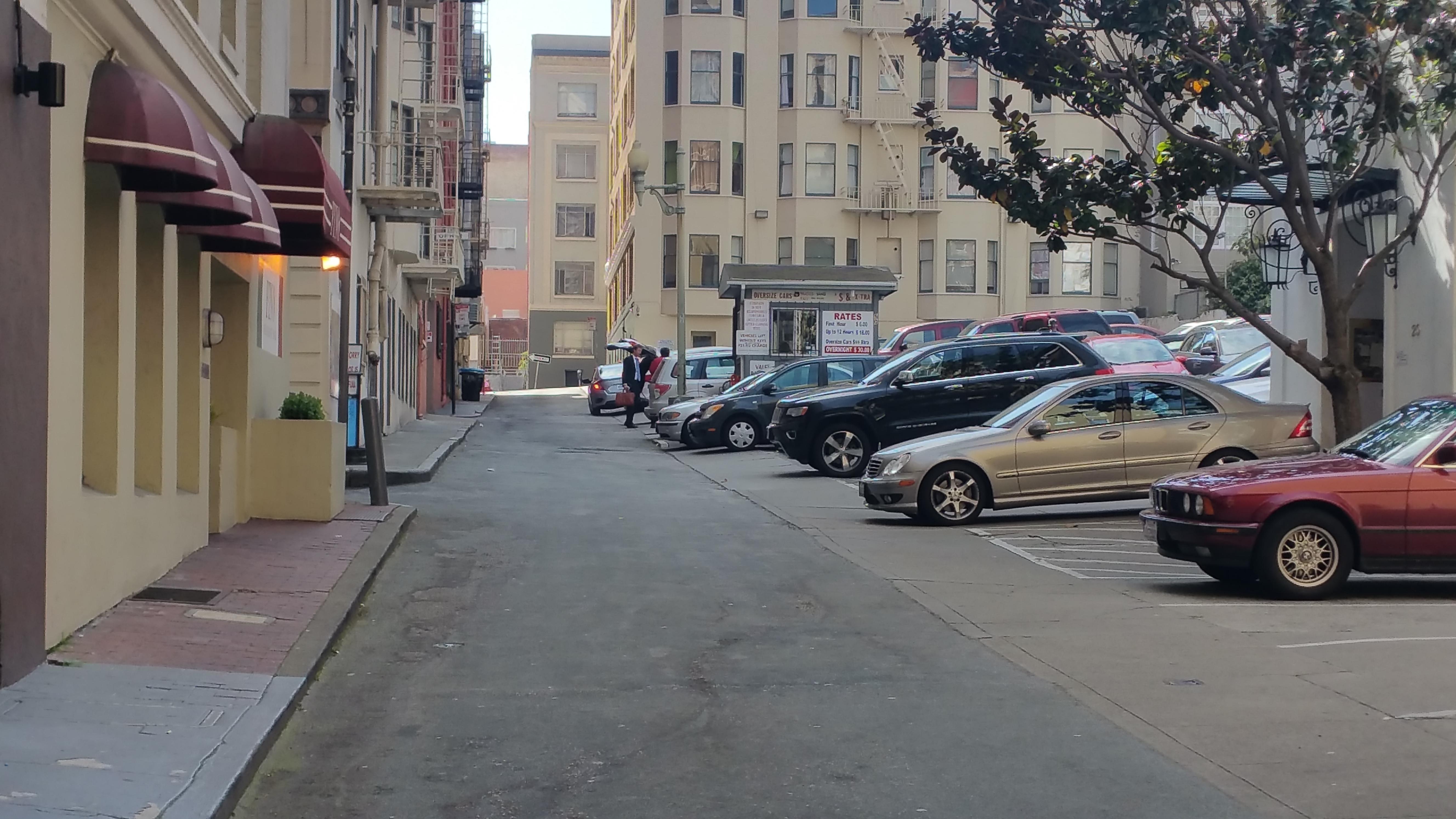 Cable Car Parking Parking In San Francisco Parkme
