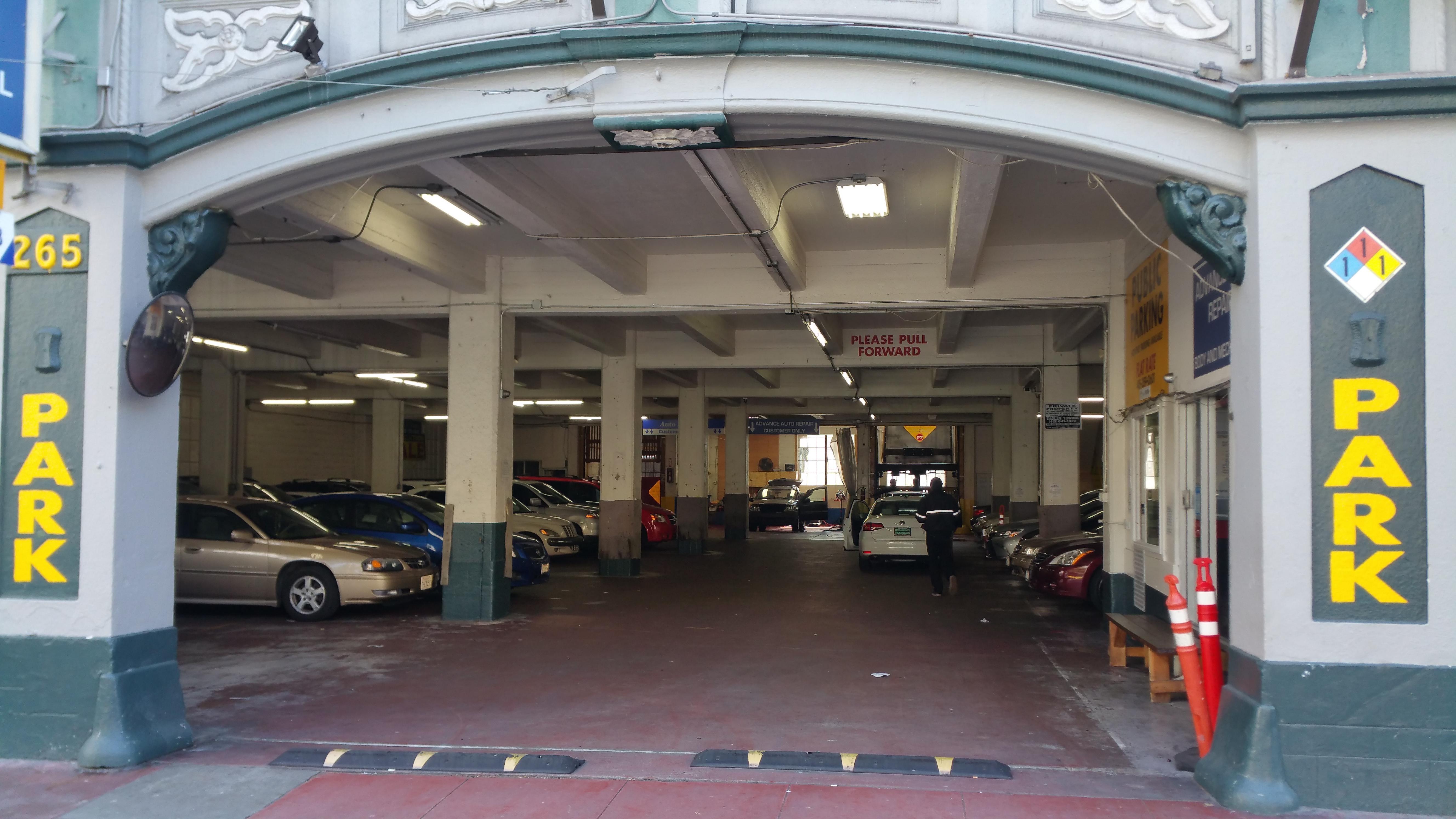 Star Casino Parking Fees
