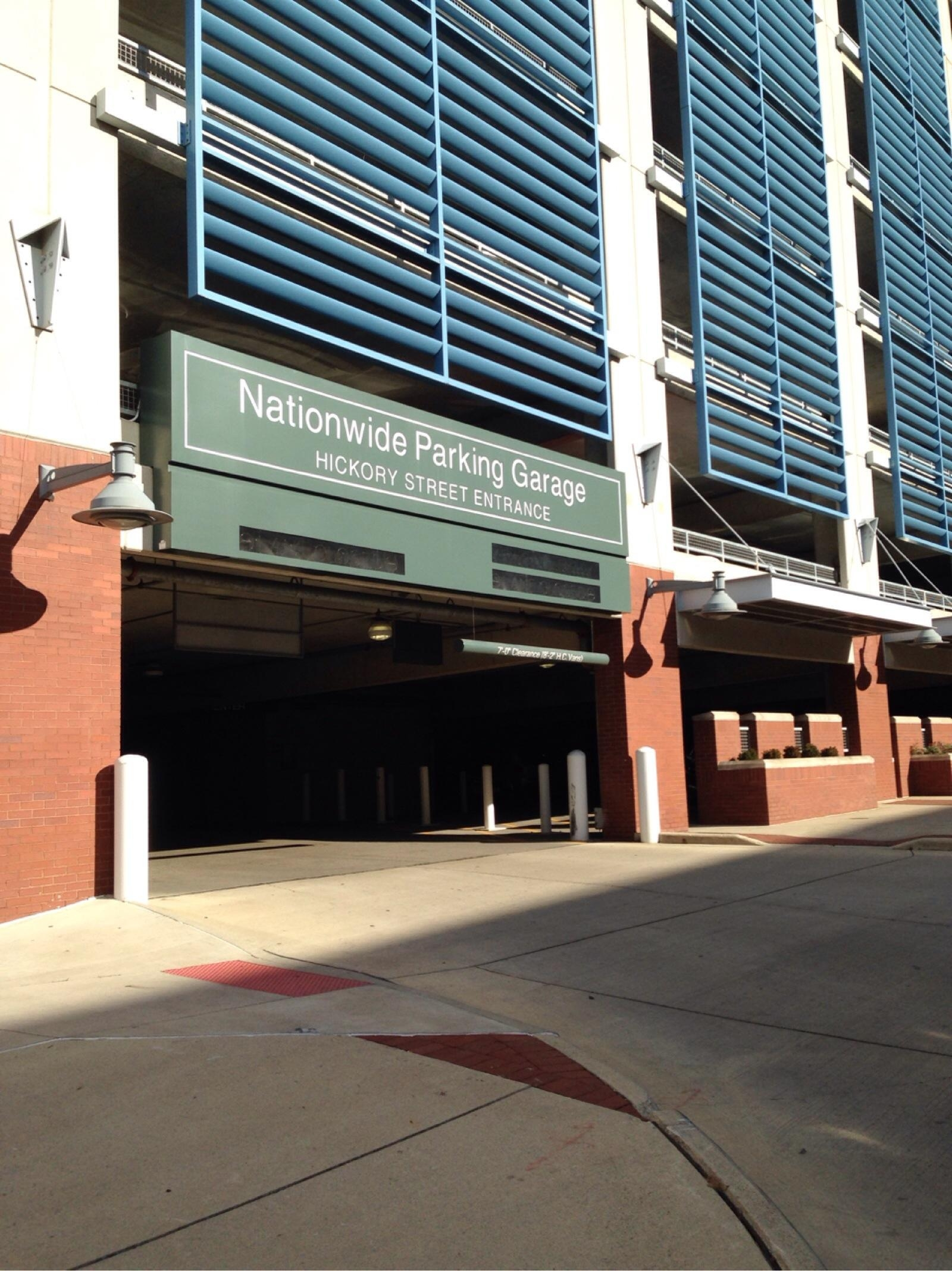Nationwide parking garage parking in columbus parkme for Ohio garage mandelieu