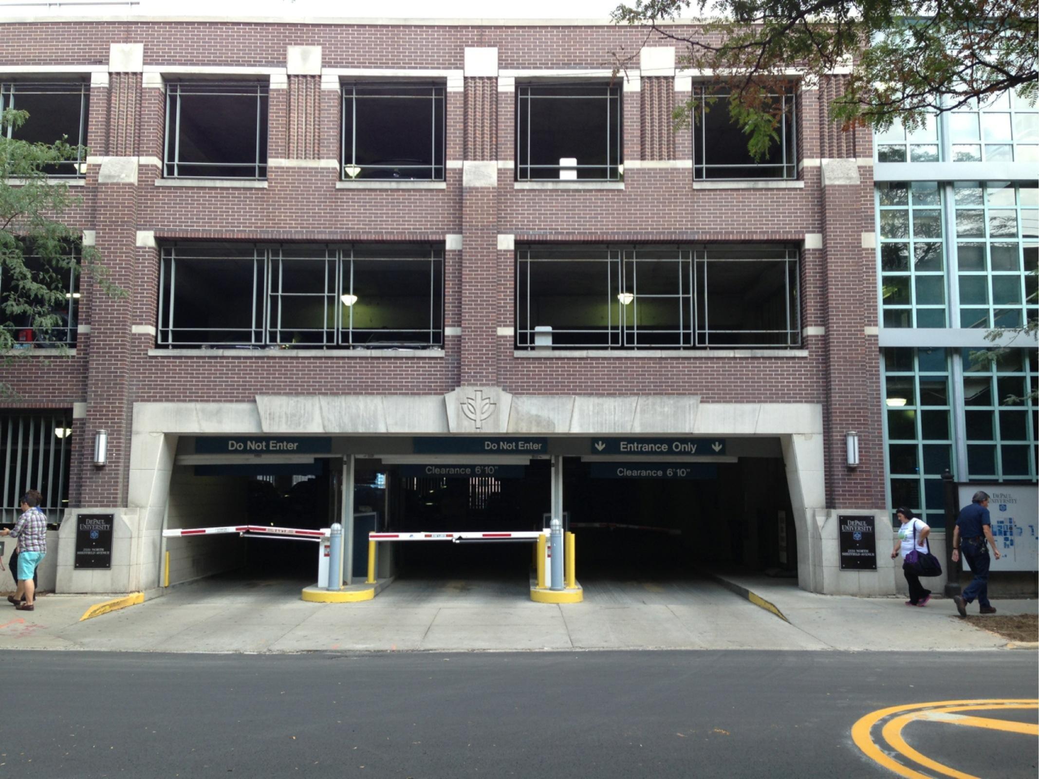 2331 n sheffield ave garage parking in chicago parkme - Parking garages near madison square garden ...