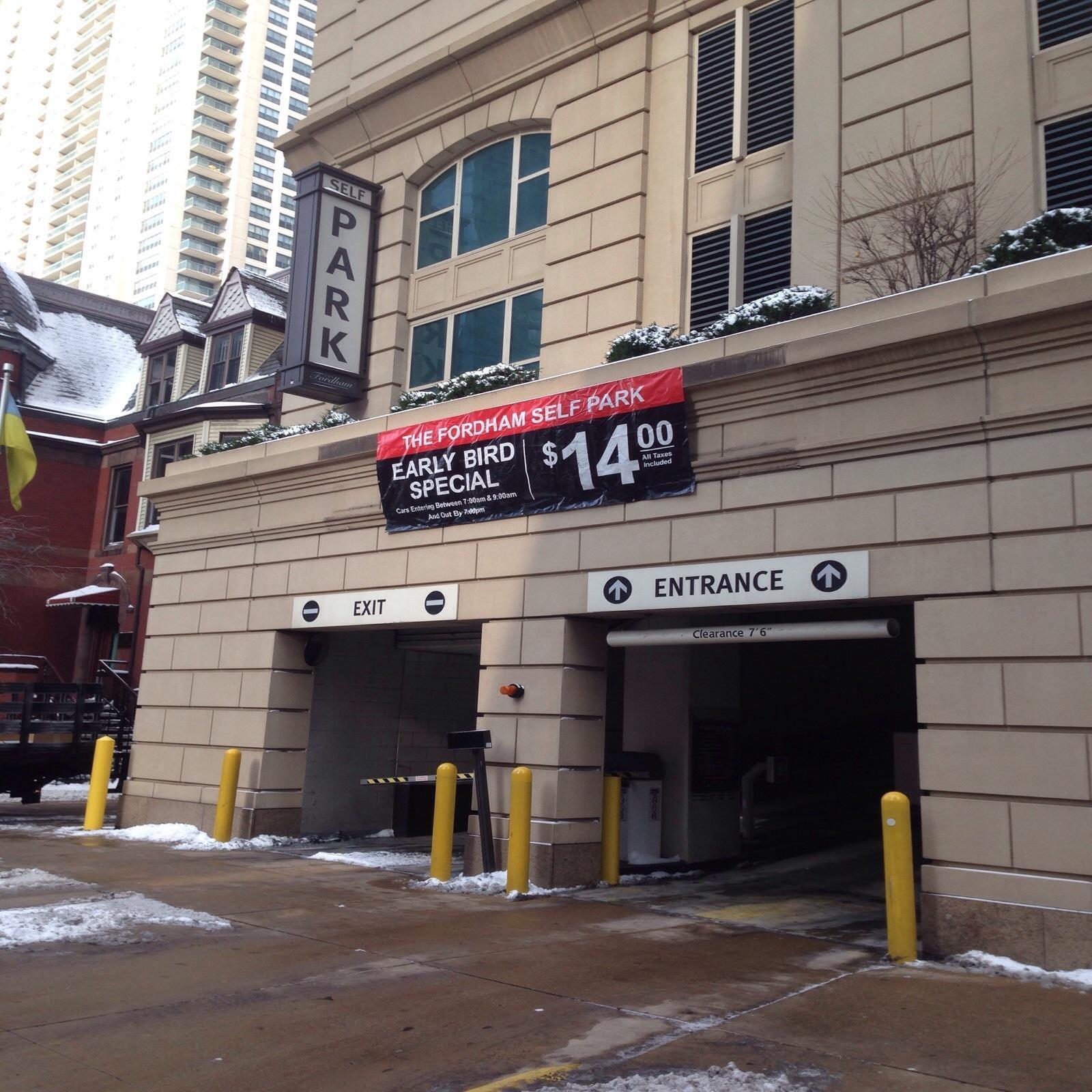 Fordham Garage - Parking In Chicago