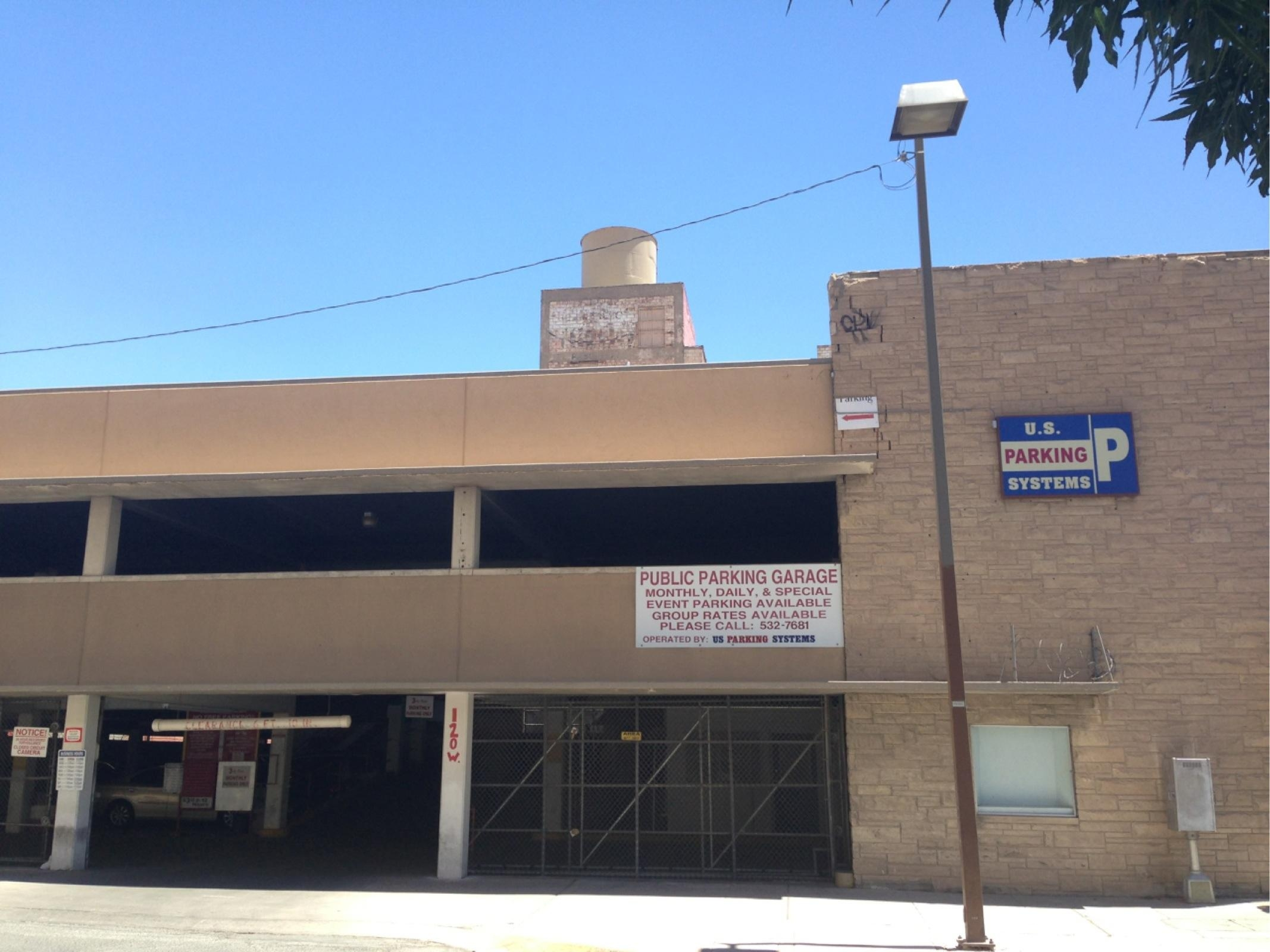 154 W San Antonio Ave Garage Parking In El Paso Parkme