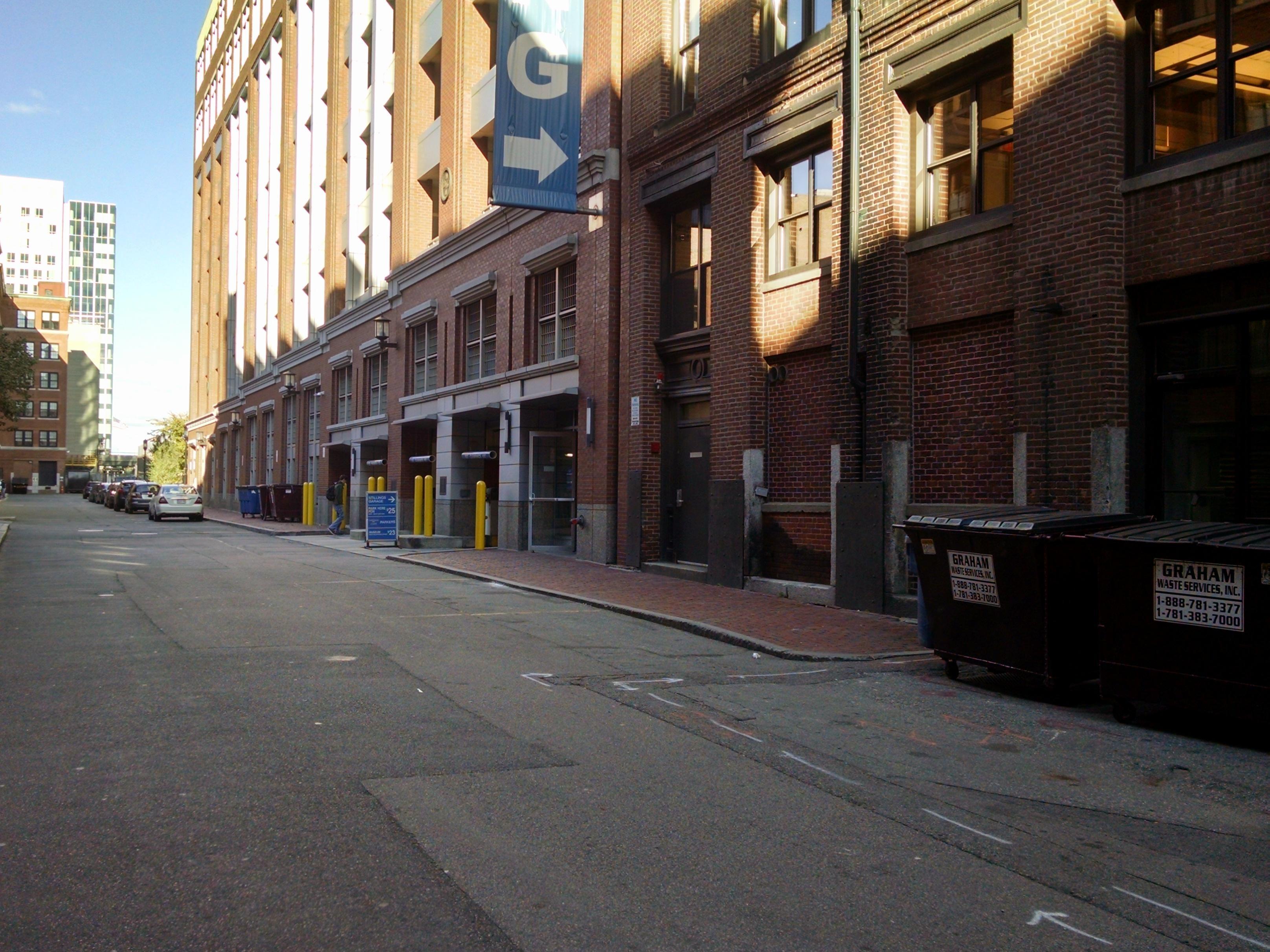 Stillings Garage Parking In Boston Parkme