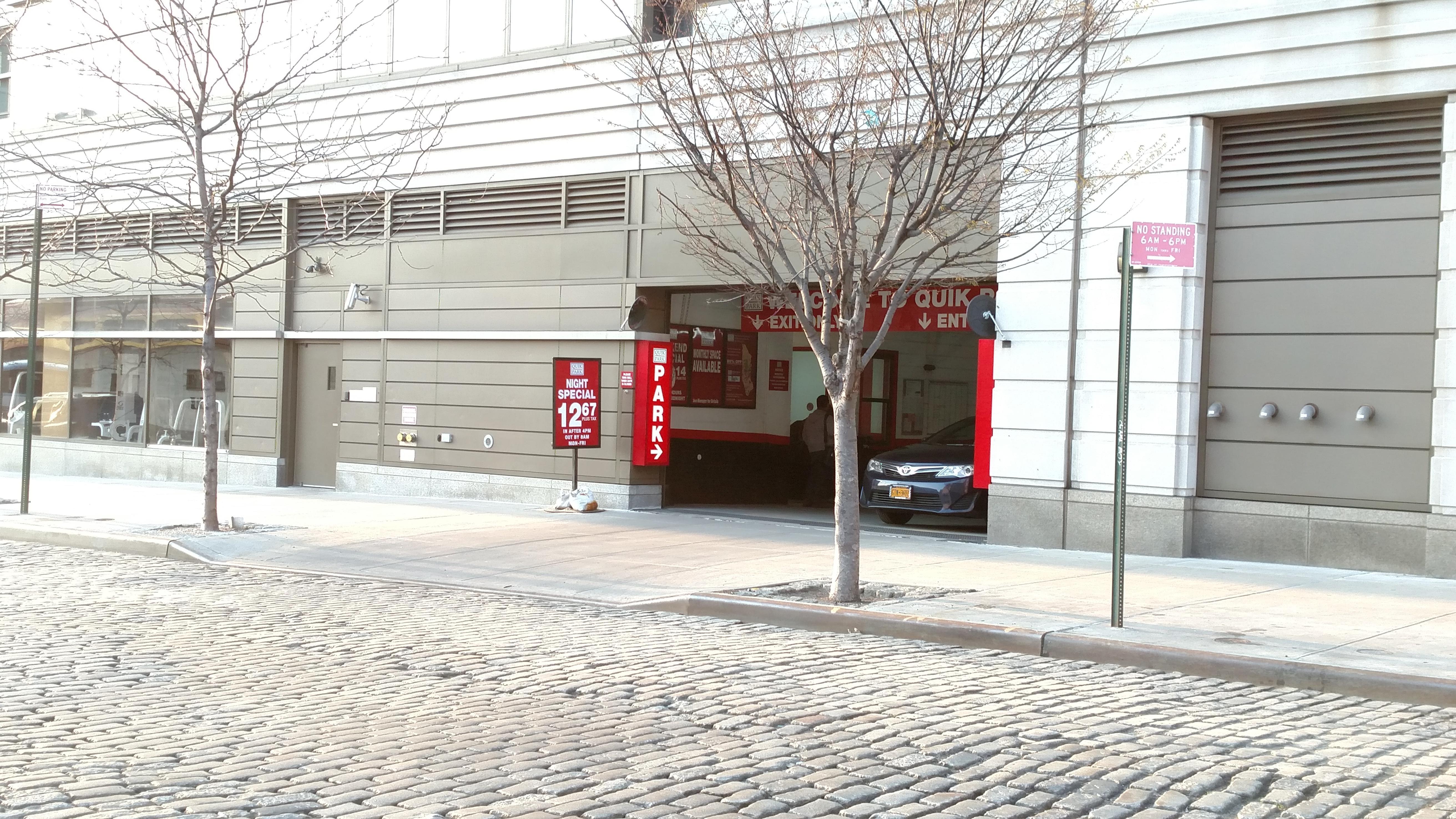 100 morton st garage parking in new york parkme for New york parking garage