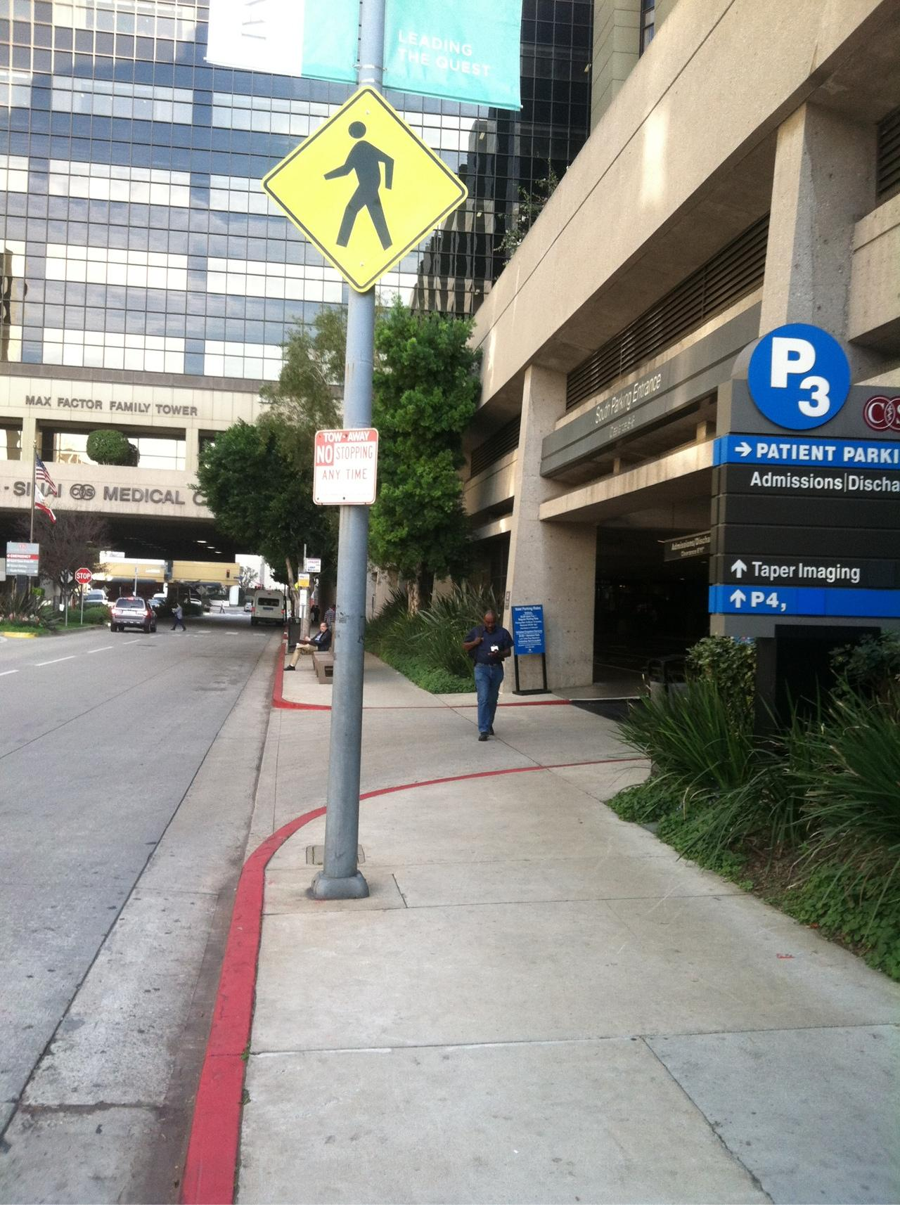 P3 - Cedars-Sinai Medical Center - Parking in Los Angeles | ParkMe