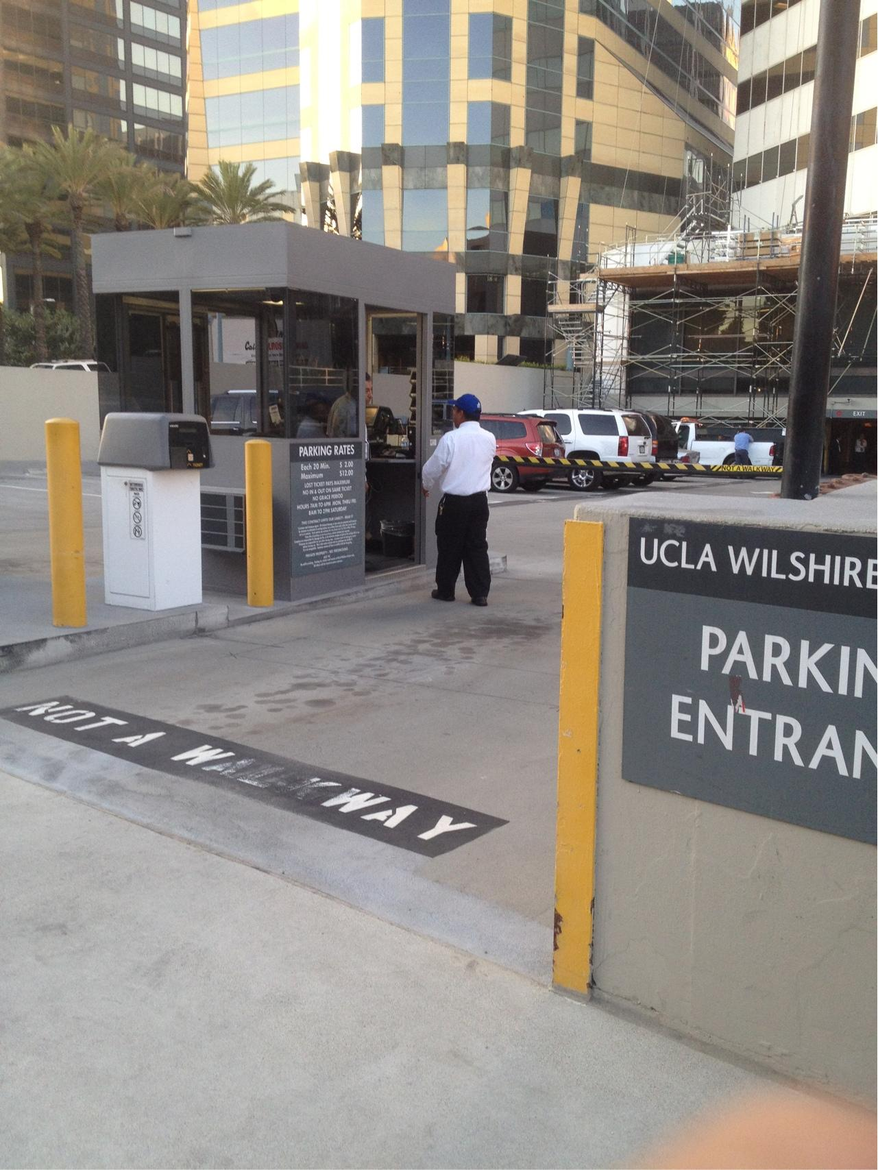 Ucla Wilshire Center Parking