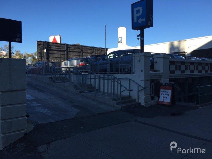 Lansdowne Garage Parking In Boston Parkme