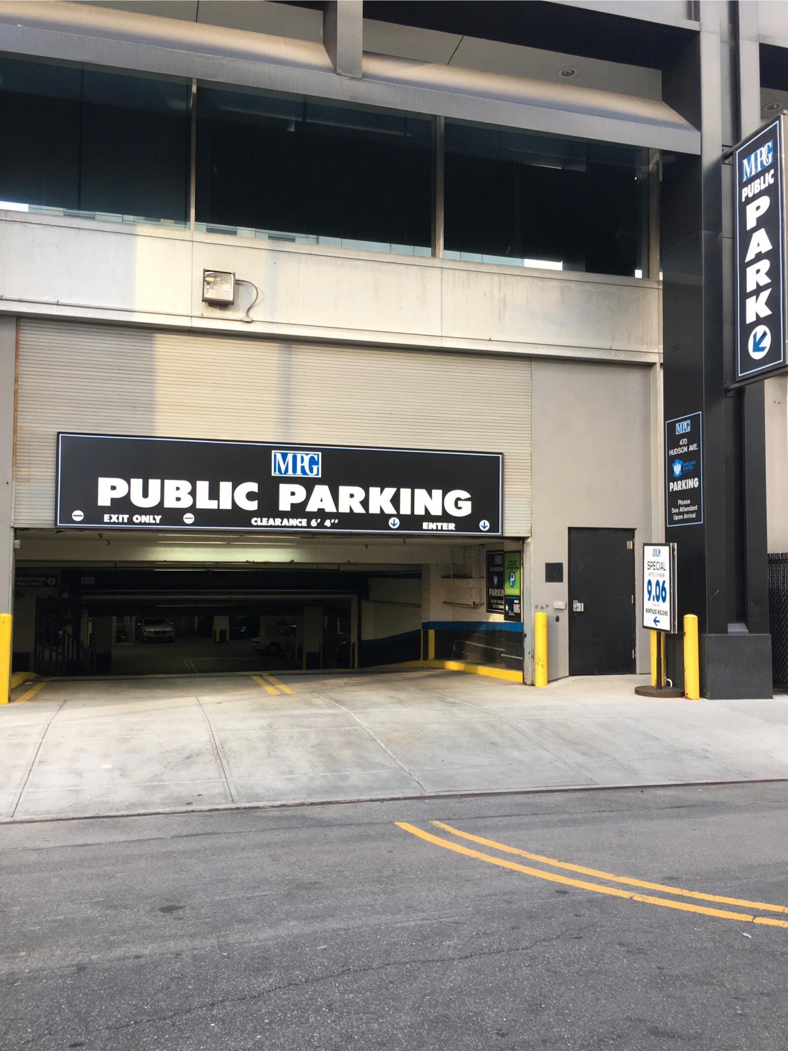 395 flatbush ave ext garage parking in new york parkme for Parking garage in nyc