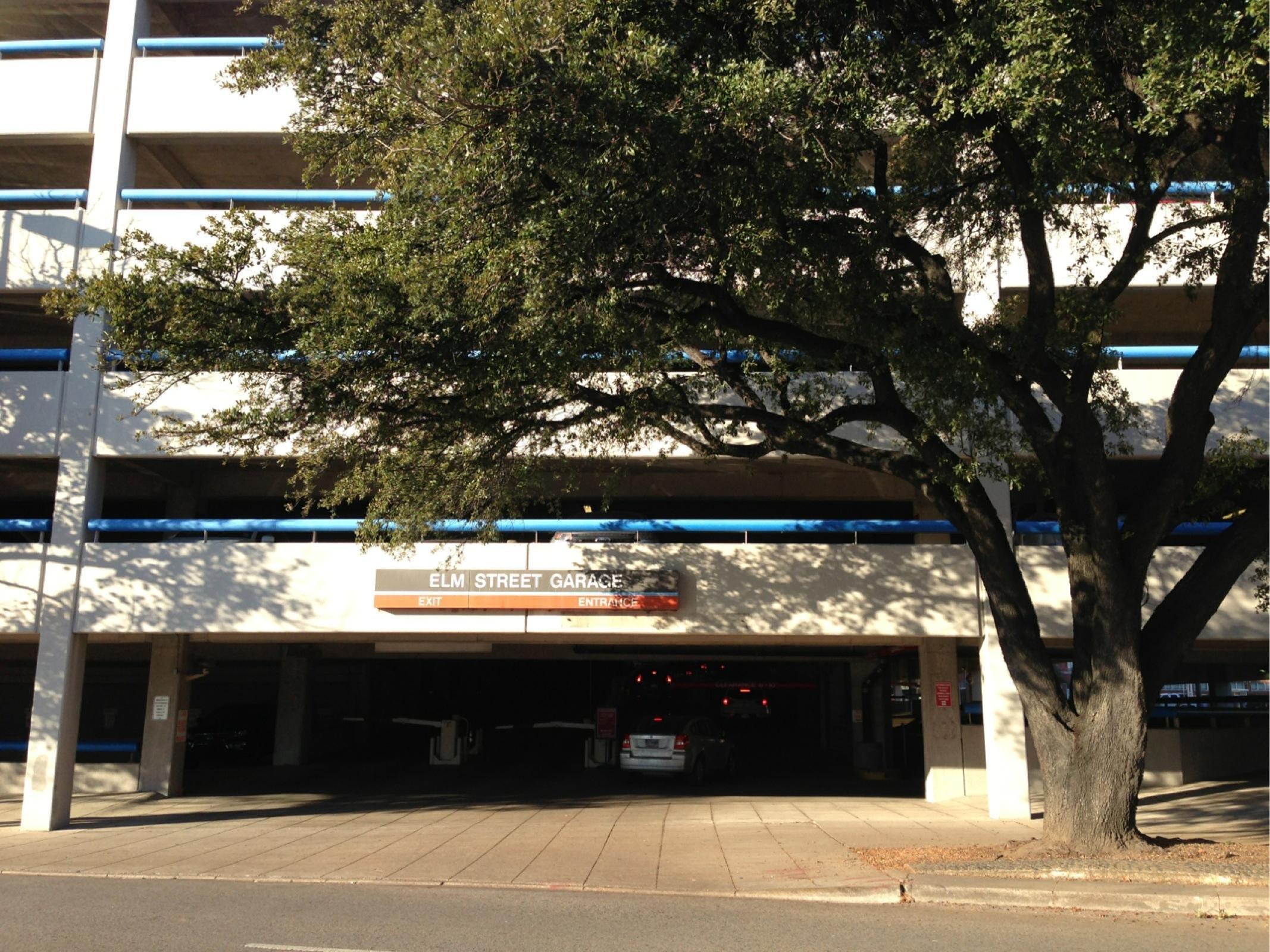 Elm Street Garage Parking In Dallas Parkme