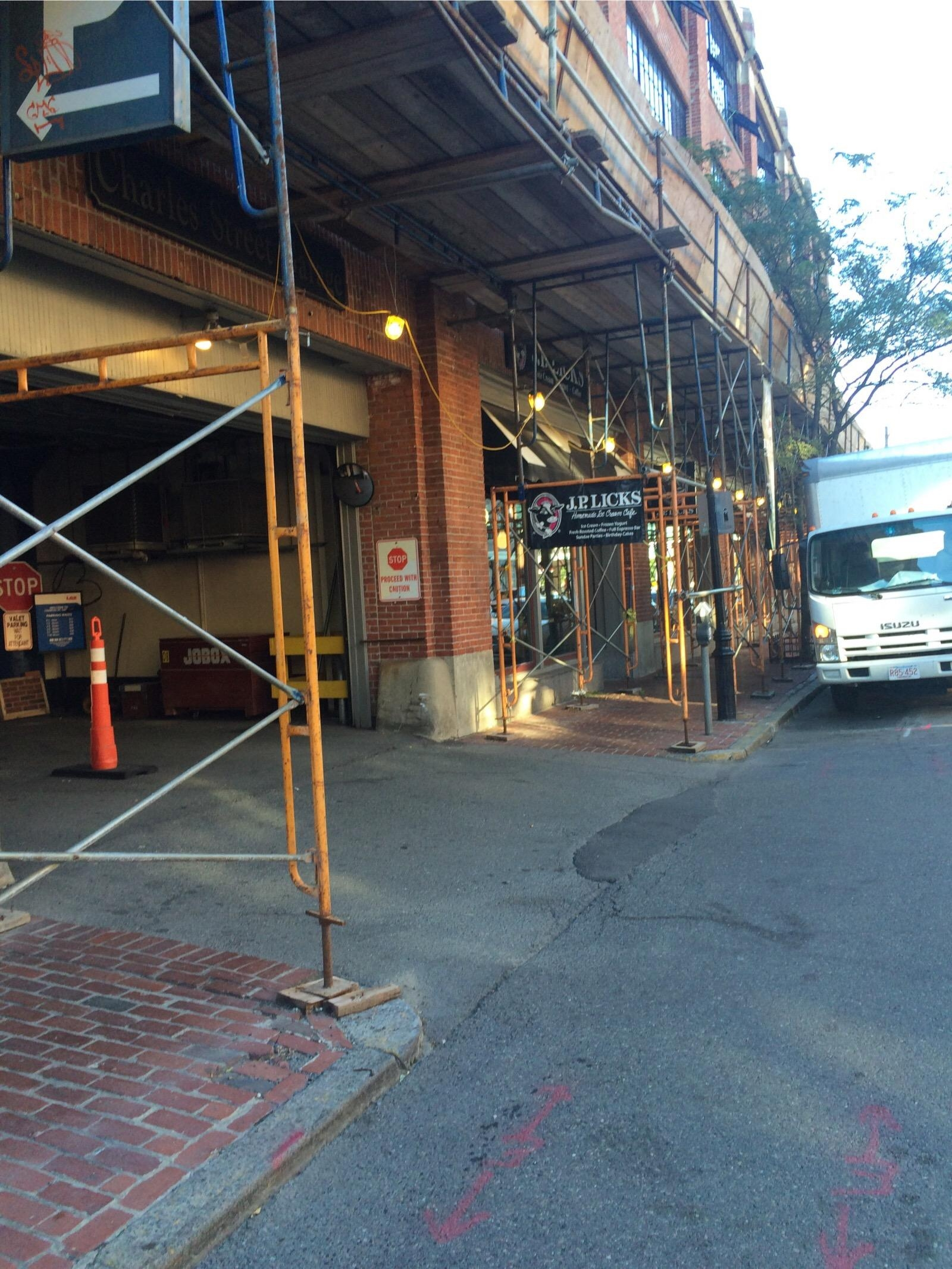 Charles Street Garage Parking In Boston Parkme