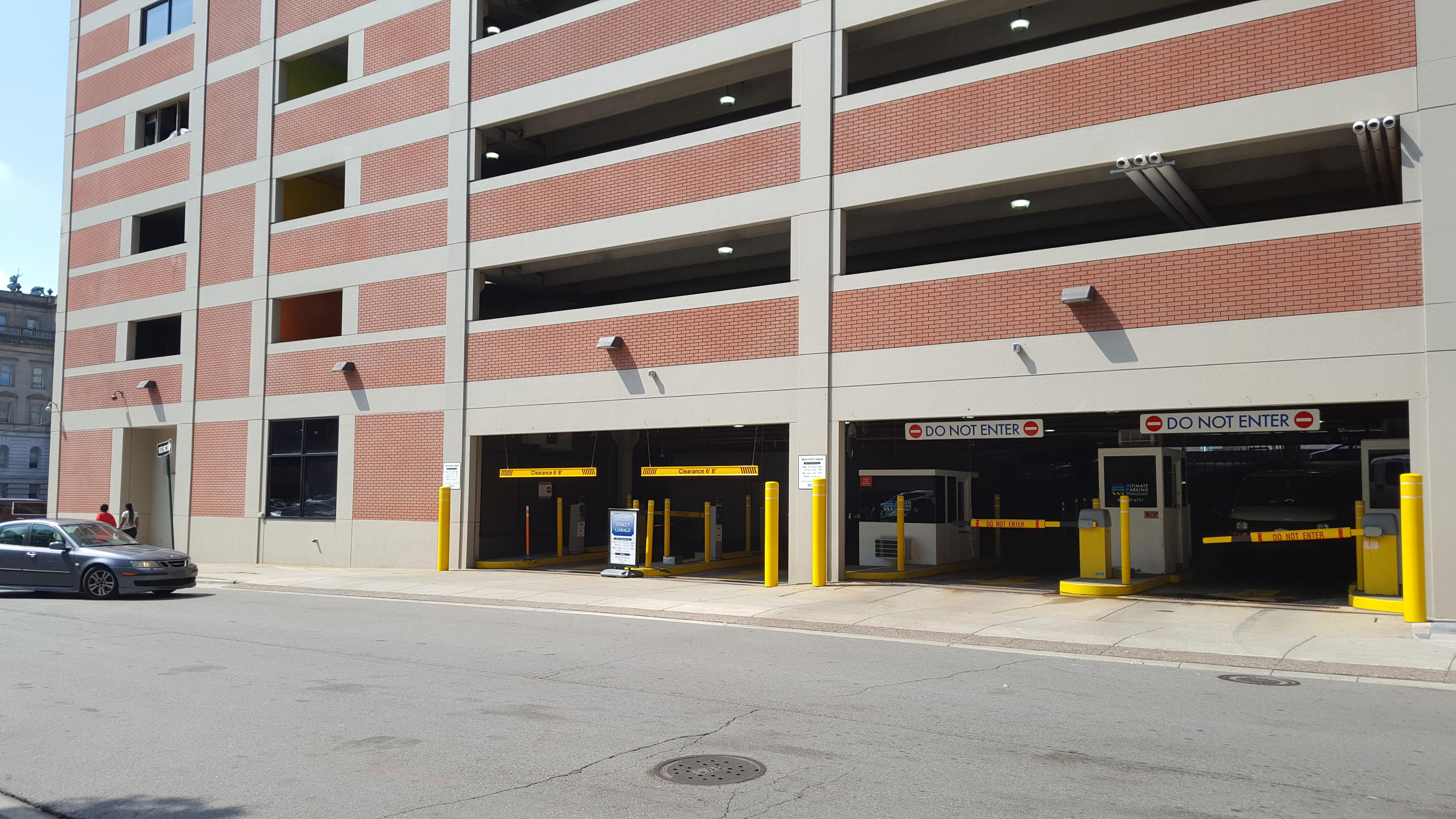 greektown garage parking in detroit parkme. Black Bedroom Furniture Sets. Home Design Ideas