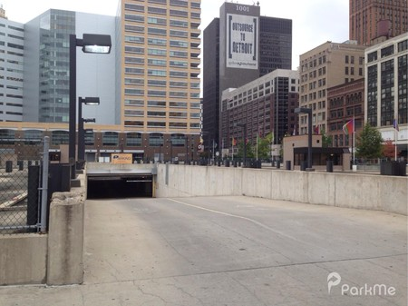Premier Underground Garage - Parking In Detroit | Parkme
