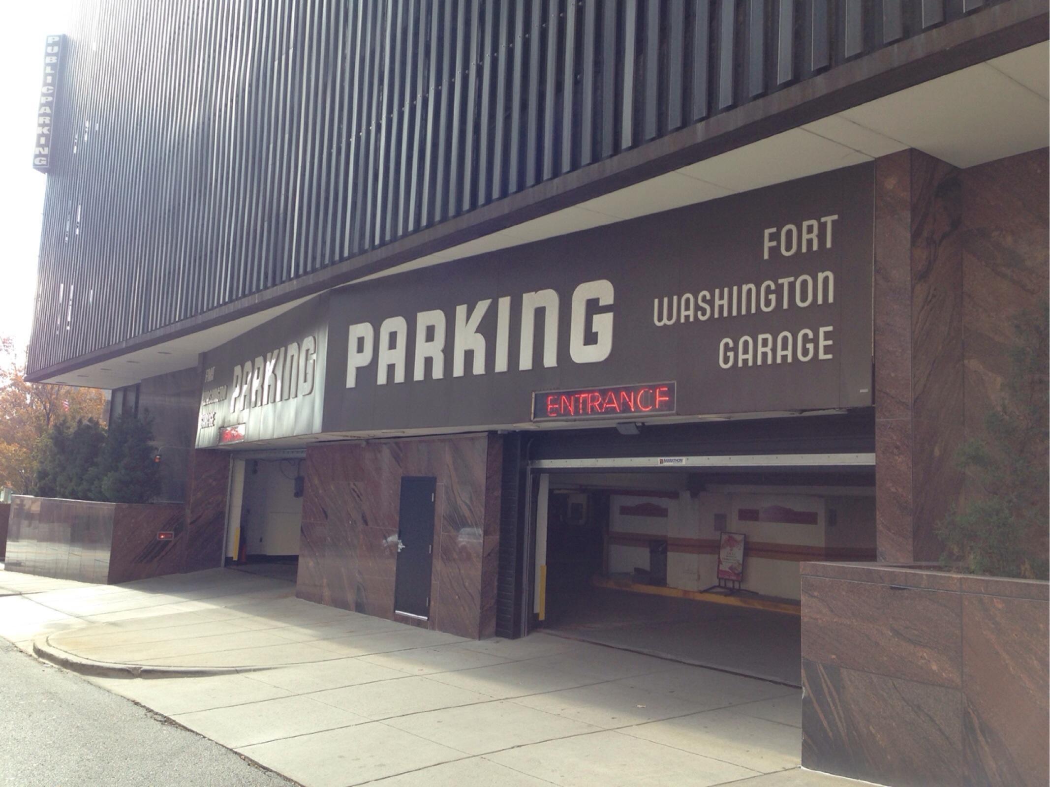 Fort Washington Plaza Garage Parking In Detroit Parkme