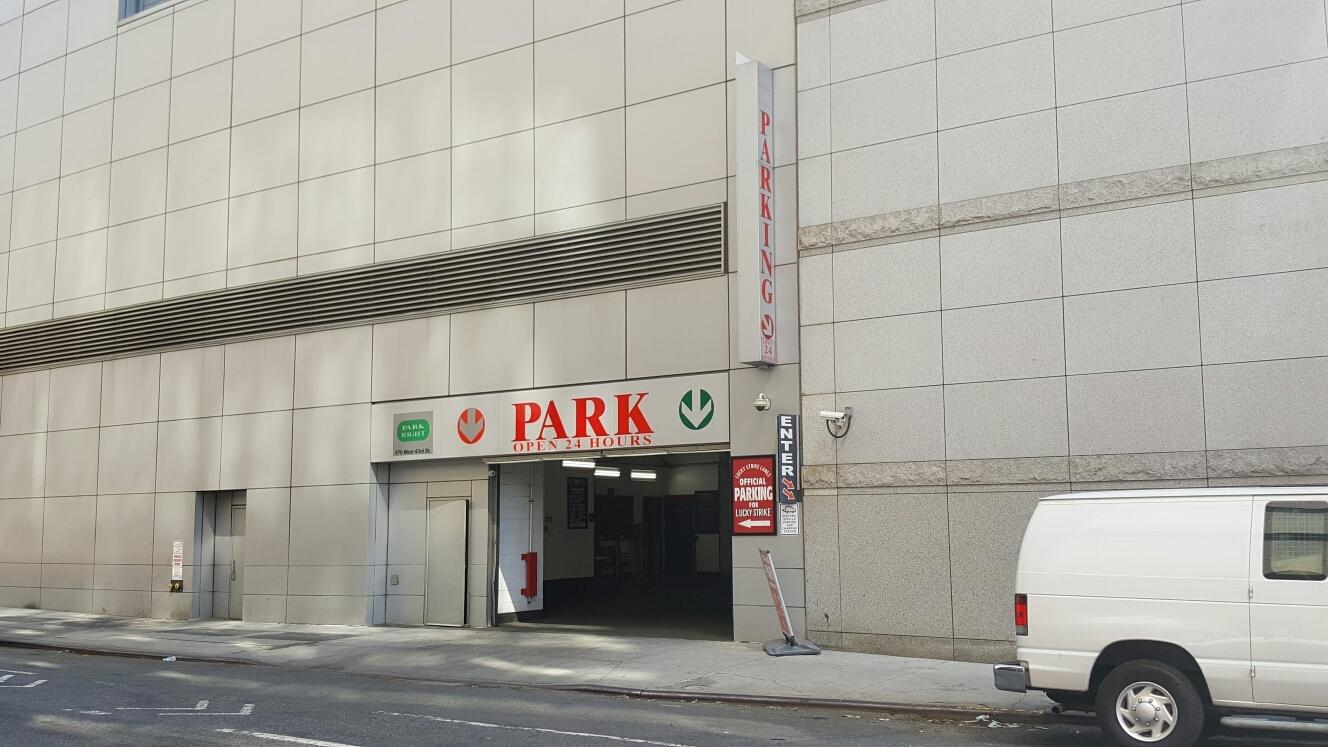 Parking lot deals nyc