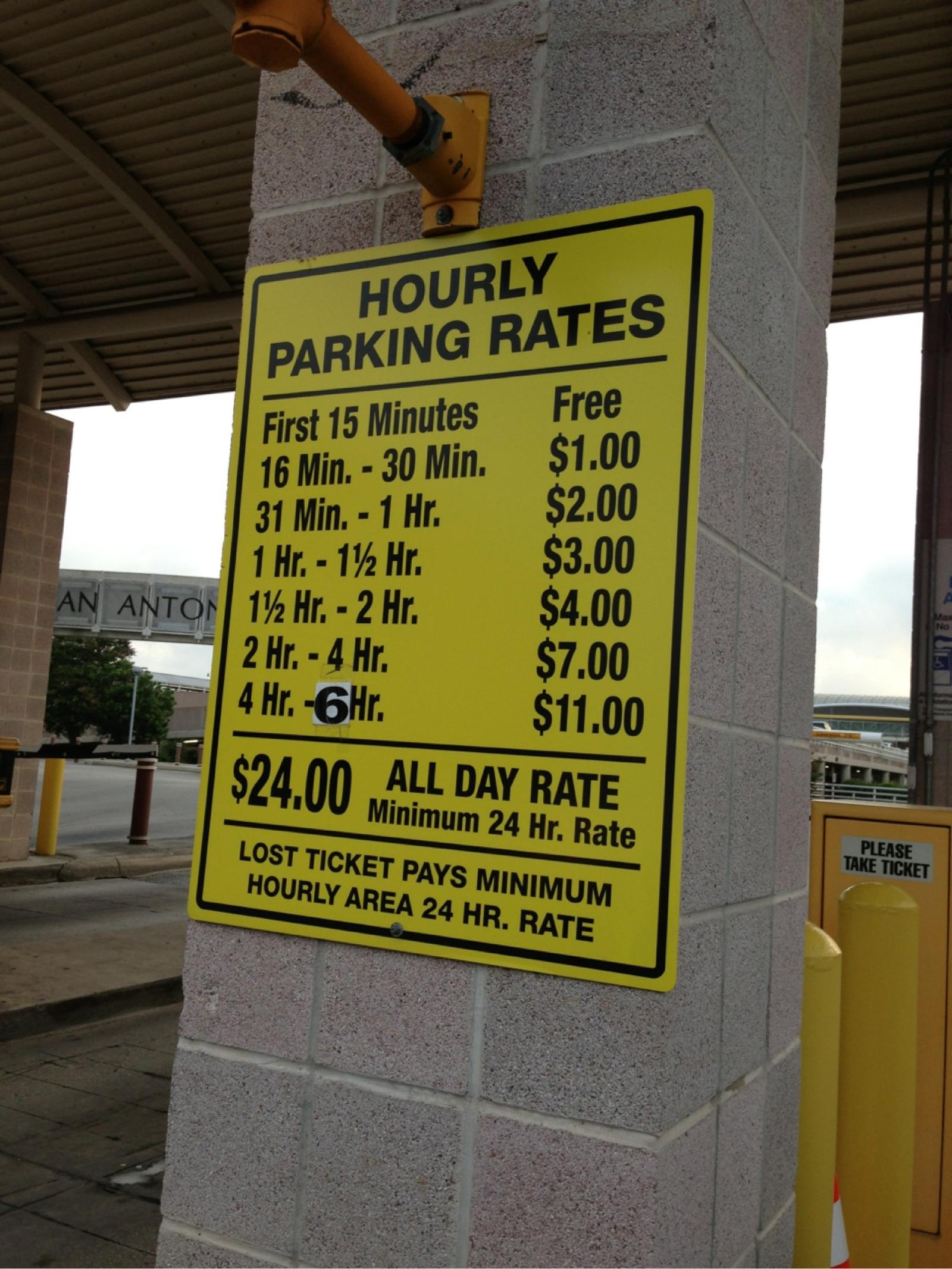 Sat Hourly Garage Parking In San Antonio Parkme