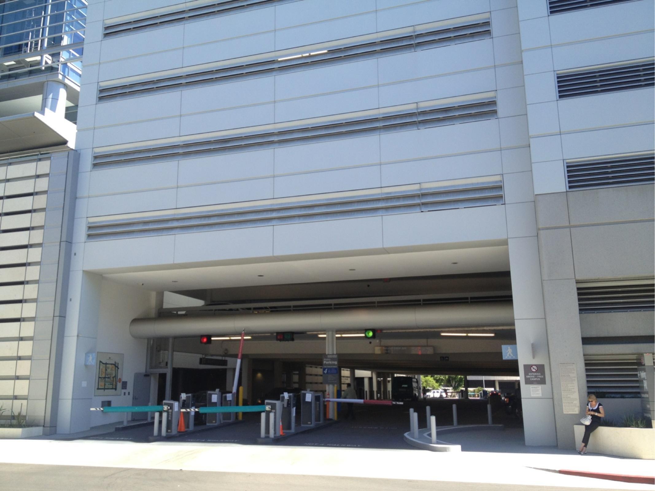 P4 - Parking in Los Angeles | ParkMe