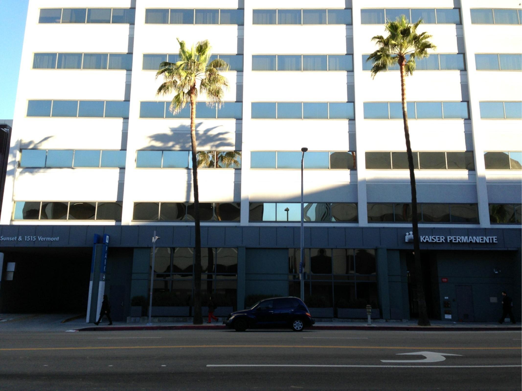 Kaiser Permanente - Parking in Los Angeles | ParkMe