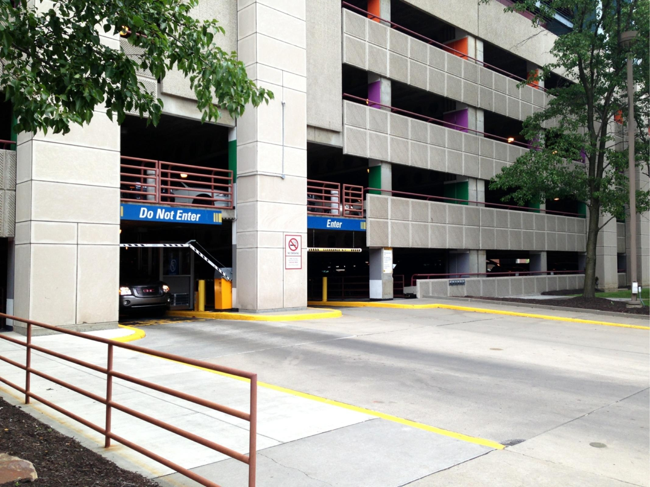 Presby Garage - Parking In Pittsburgh