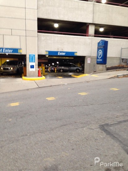 Presby Garage Parking In Pittsburgh Parkme