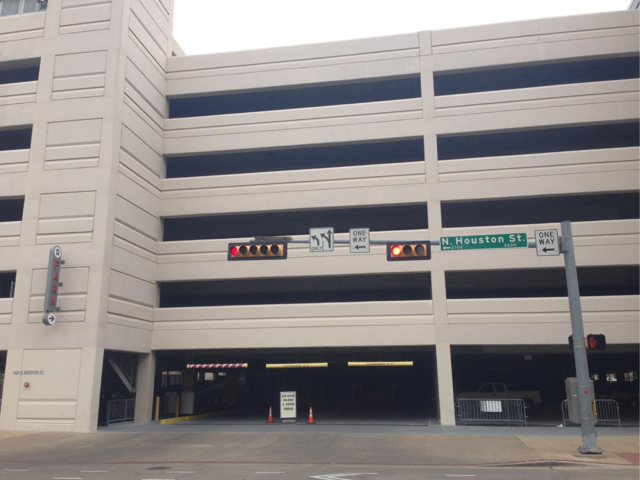 The Lexus Garage Parking In Dallas Parkme