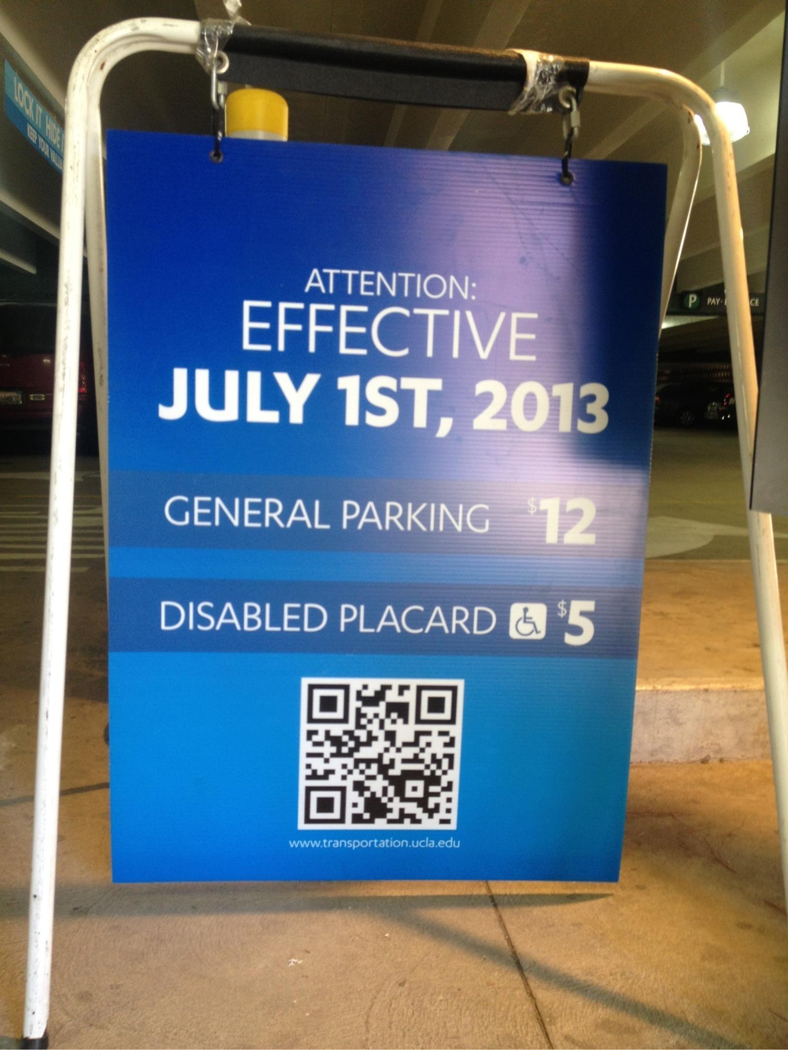 UCLA Parking Structure 2 - Parking in Los Angeles   ParkMe