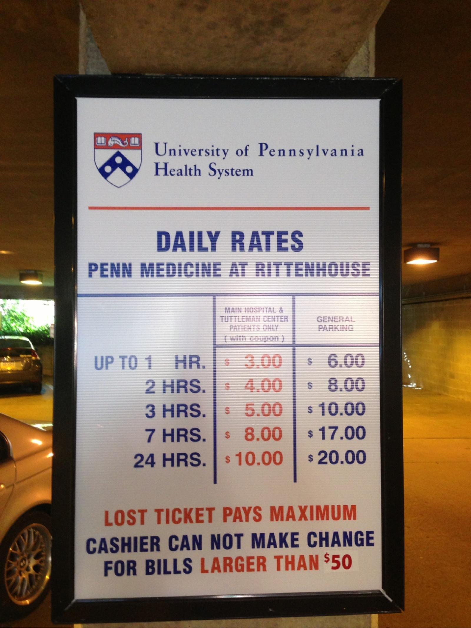 South Street Parking Garage - Parking in Philadelphia | ParkMe