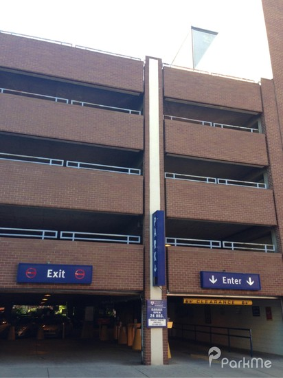 South street parking garage parking in philadelphia parkme for Garage door repair round lake il