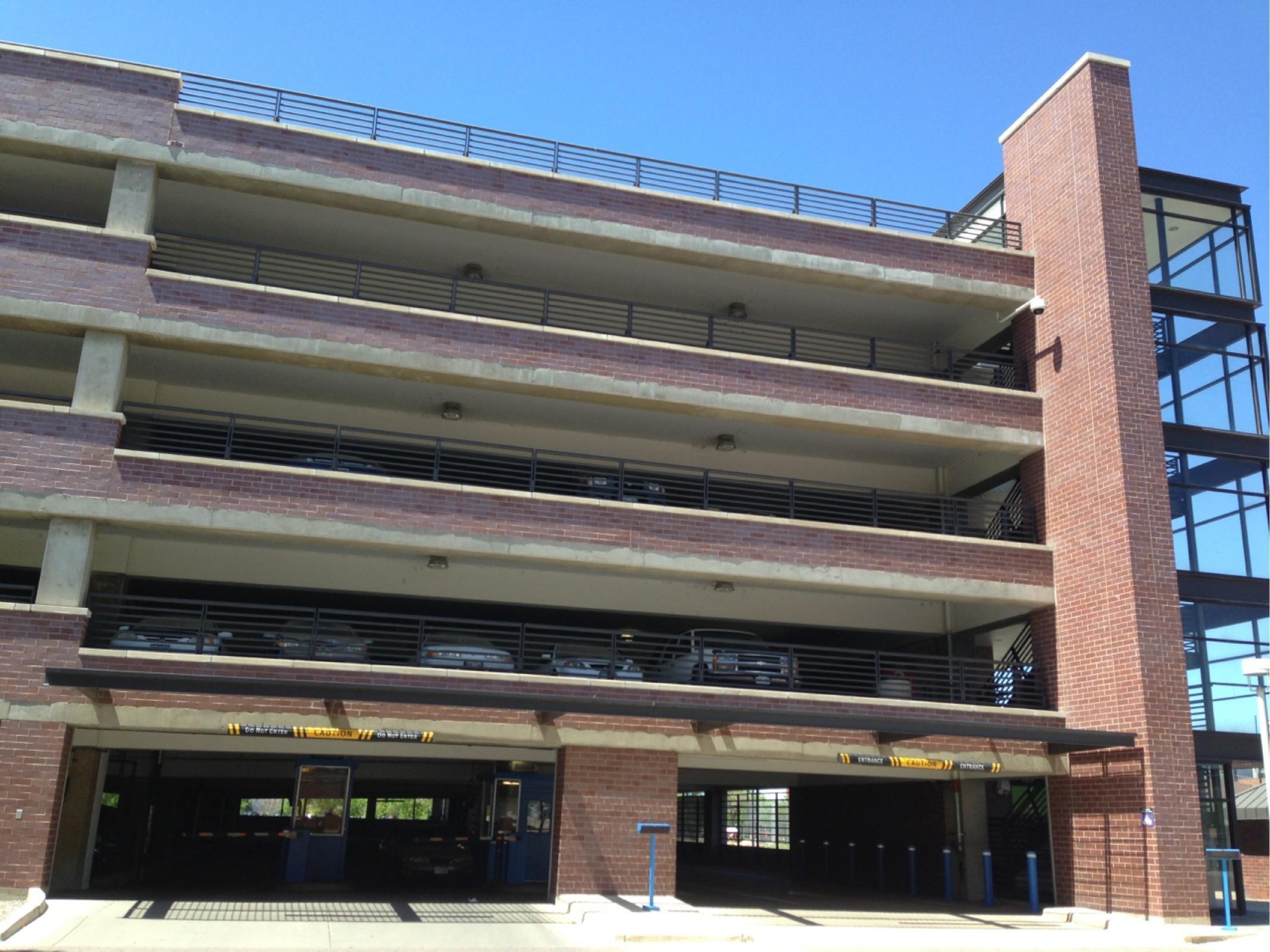 Tivoli Garage Parking In Denver Parkme