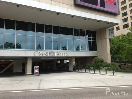 Omni Hotel Parking In Atlanta Parkme