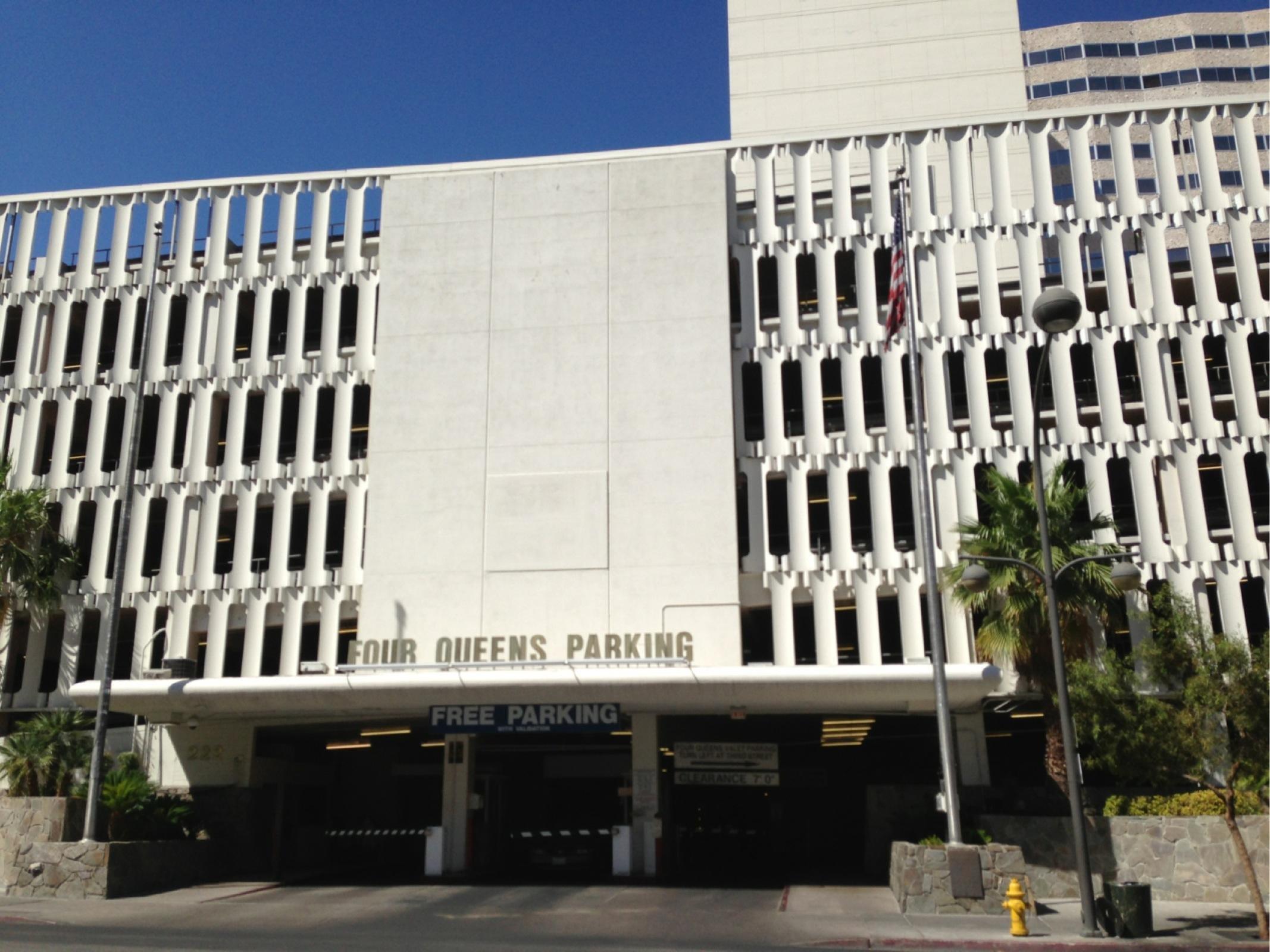 Four Queens Parking - Parking in Las Vegas | ParkMe