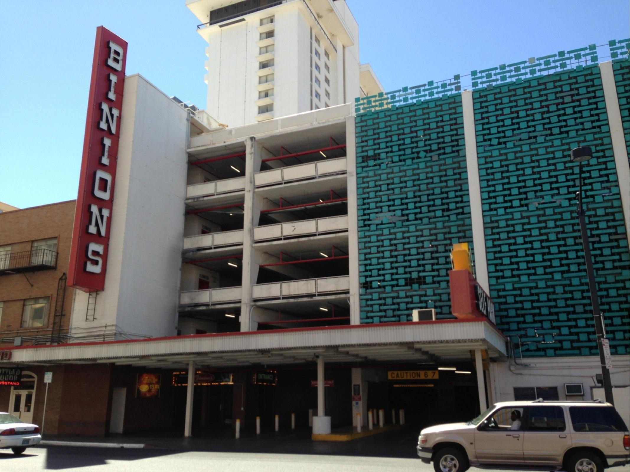 Binion gambling hall casino games for sale