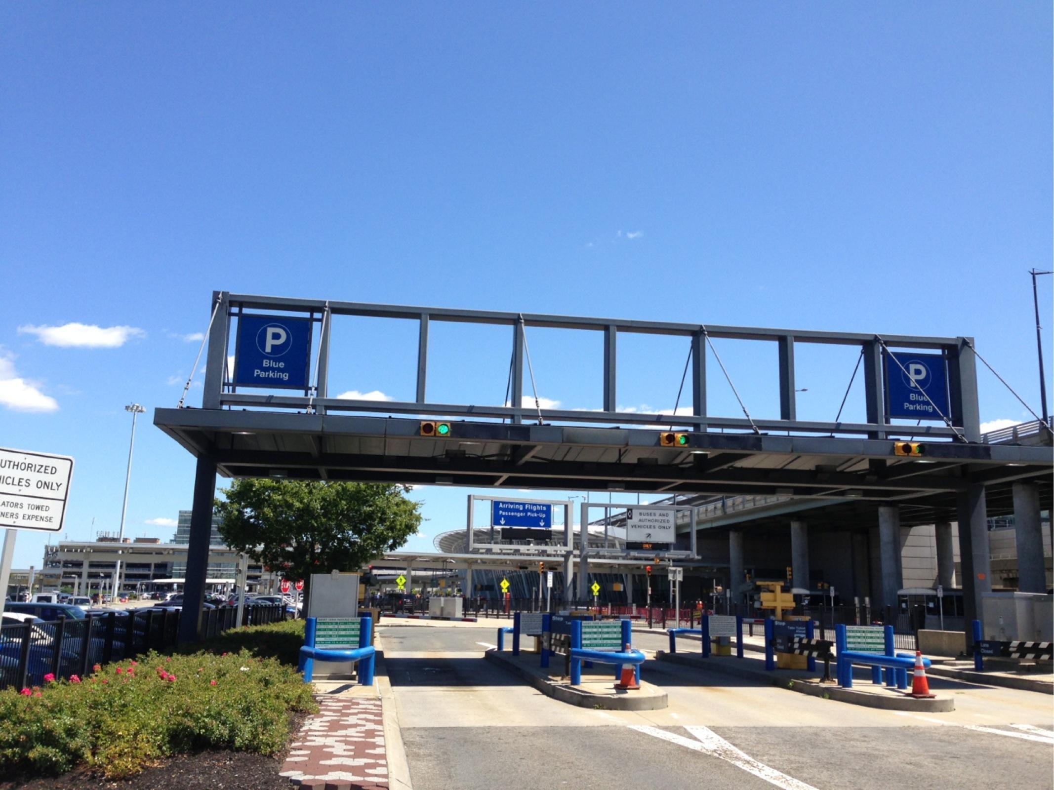 jfk blue parking parking en new york parkme