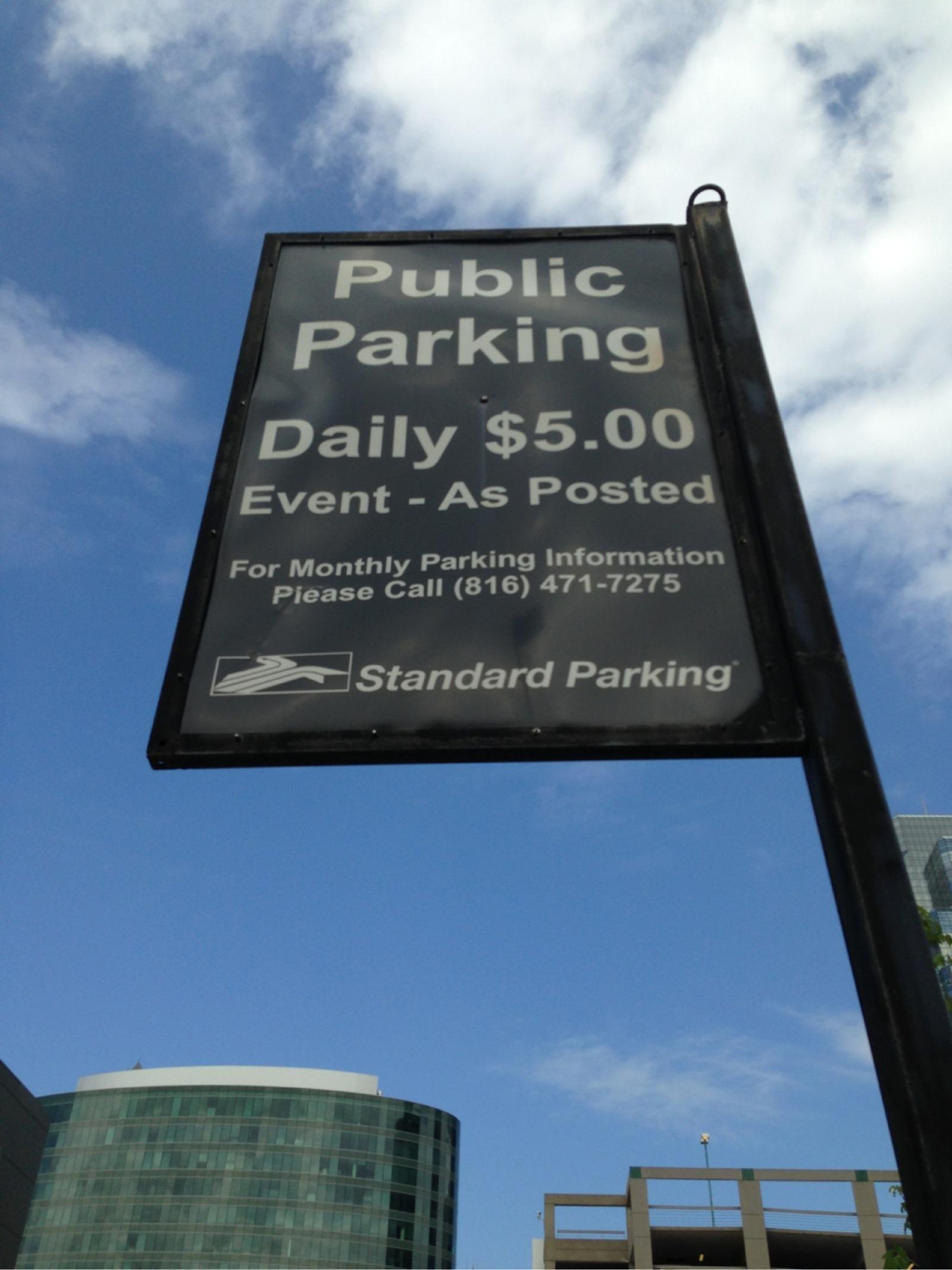Sp Plus Parking Kansas City