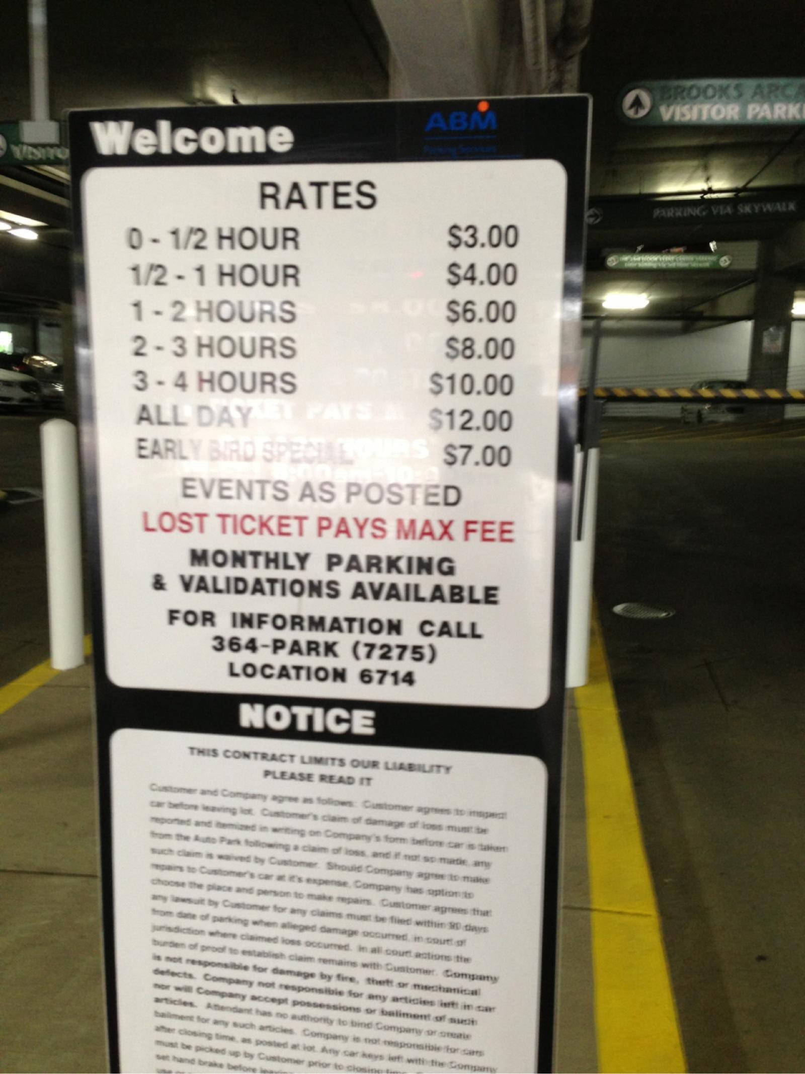 Wells Fargo Center - Parking in Salt Lake City | ParkMe