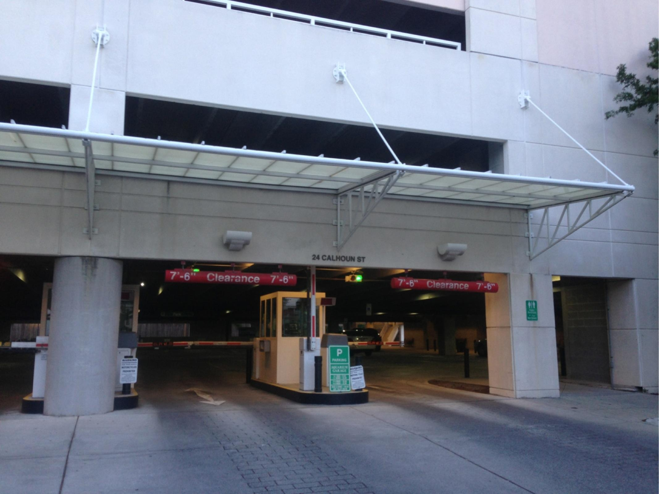 charleston sc parking garages dandk organizer 87855