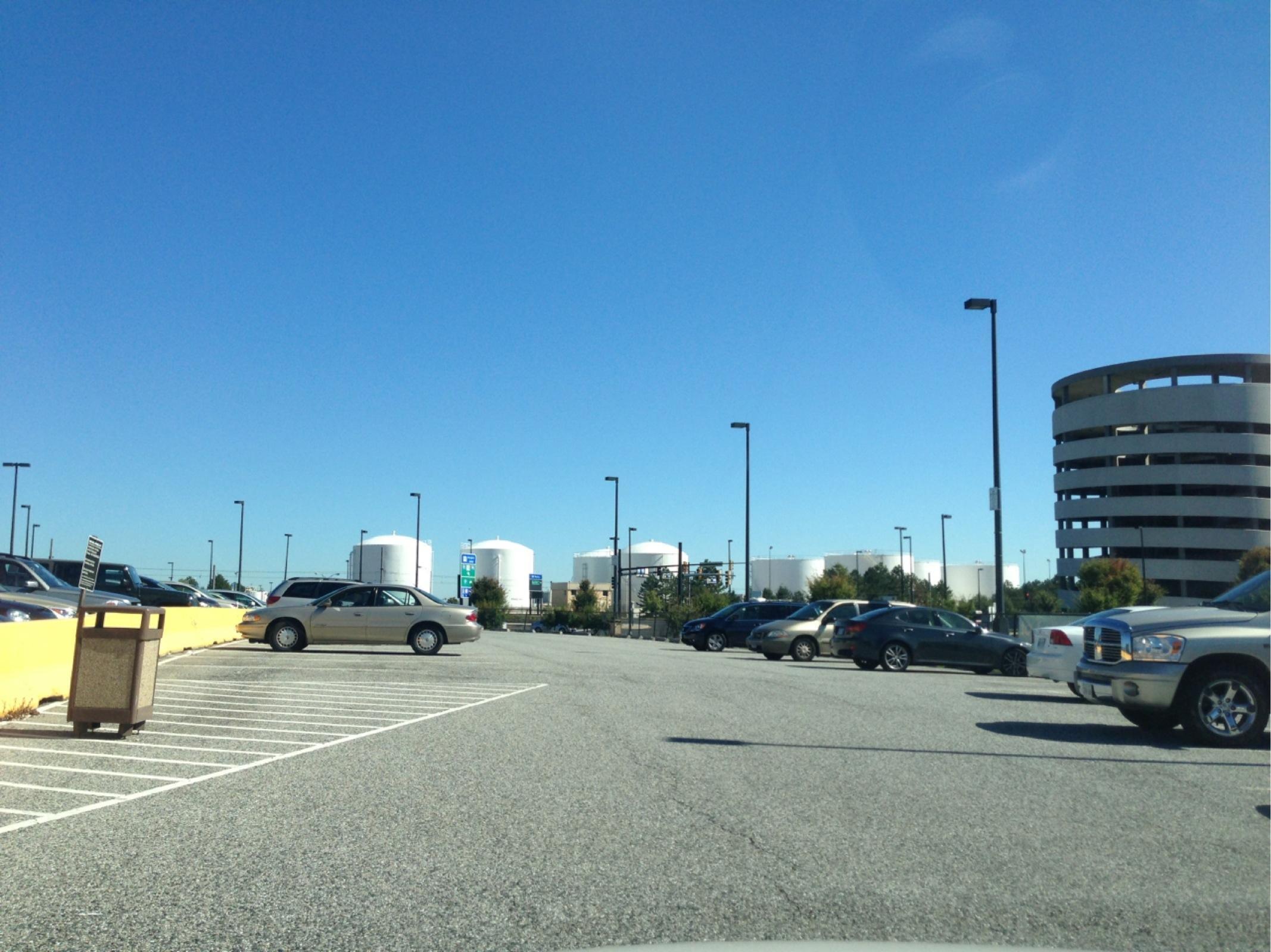 Bwi cell phone lot parking in glen burnie parkme for Department of motor vehicles glen burnie