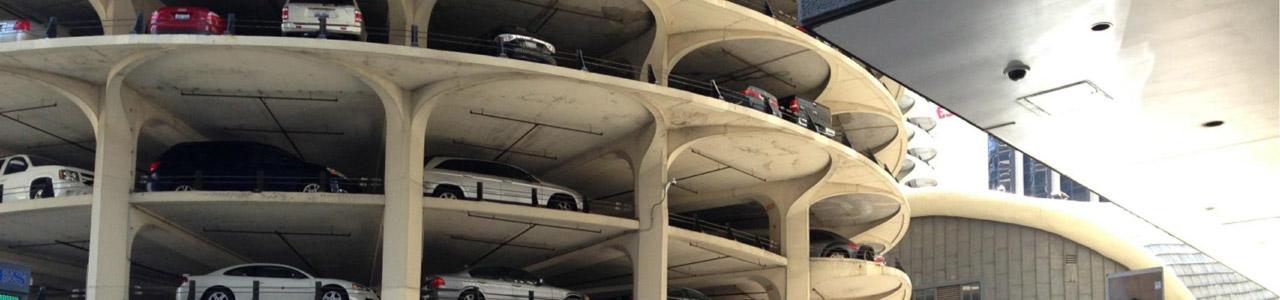 Verizon Center Parking